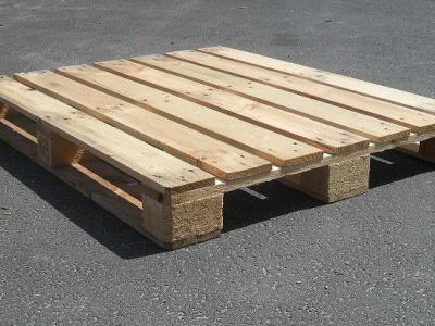 Blokpallet 100x120 langlopend