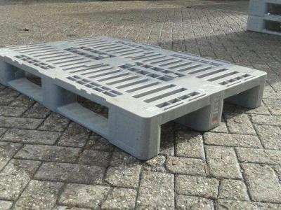 Kunststof pallet 80x120 euro h1