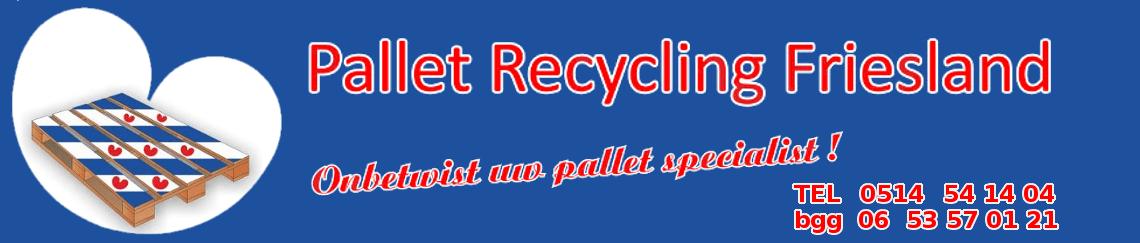 Hoofd palletrecycling